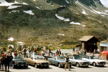 Julierpasshöhe Graubünden