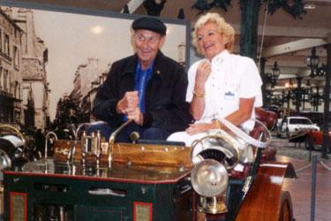 Besuch Schlumpf Museum Muhlhouse