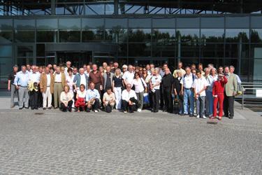 DaimlerChrysler Sponsor Day / Besuch Werk Bremen