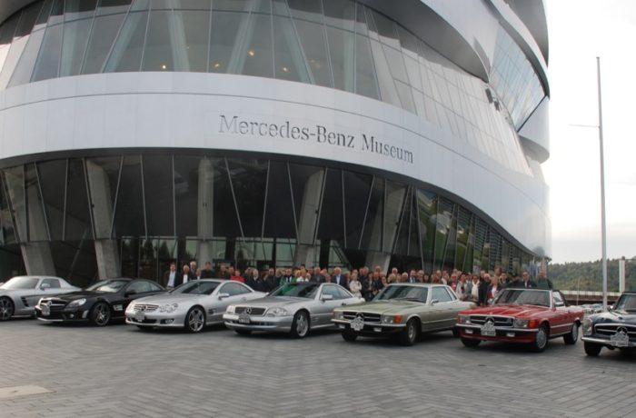Besuch AMG und Stuttgart